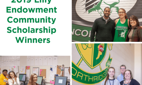 2019 Lilly Endowment Community Scholarship Winners
