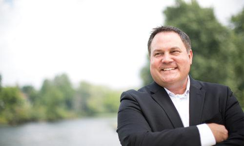 Headshot of Mike Nicolini