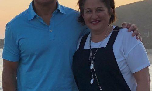 Bill and Kristin Fenech