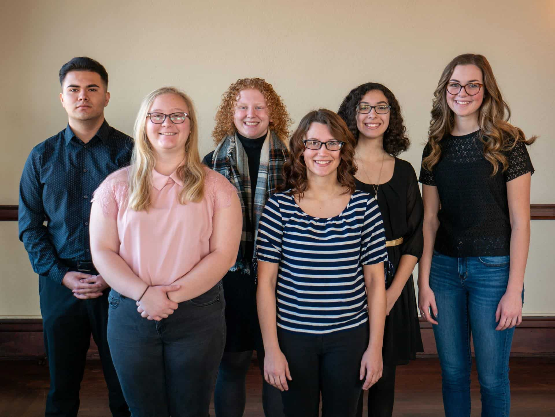 The 2020 Guy David Gundlach Community Scholars